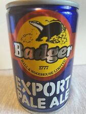 Badger Export Pale Ale by Hall & Woodhouse Ltd - 275 Ml C/S Empty Air Sealed