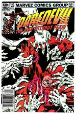 DAREDEVIL #180 (NM) ELEKTRA & KINGPIN Appearance! Nice High Grade! Newsstand