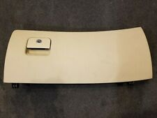 02 03 04 Audi A6 Glove Box Cover Door Tan