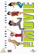 Spiceworld The Movie  Spice Girls DVD BRAND NEW 1997 Spice World