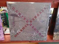 Stephen Malkmus Groove Denied LP NEW CLEAR Colored vinyl [Leader From Pavement]
