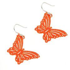ORIGINAL THY Earrings FLUO Female Butterfly - FLU1A
