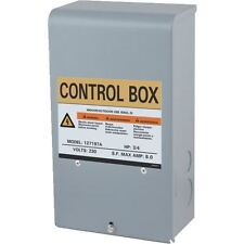 Star Water Systems 127197A 3/4 HP 3 WIRE Submersible Pump CONTROL BOX - New
