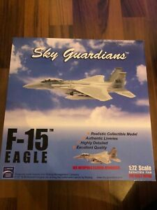 Witty Wings F-15C EAGLE, WA Weapons School AF800033,Sky Guardians 1:72,