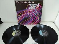 Twice As Kool LP The Hits Of Kool & The Gang 1983 Vinyl Record Best Album PROLP2