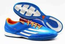 adidas Indoor Fußballschuhe Halle F10 IN D67144 adiZero blau (79) Gr. 46 2/3