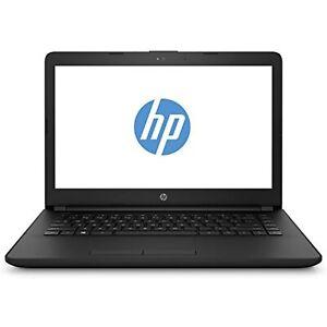 Black HP 14-bw065nr 14 AMD Dual-Core E2-9000e 4GB DDR4 32GB eMMC Laptop Computer