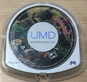 Darkstalkers Chronicle: The Chaos Tower Game for Sony PSP Cart Only