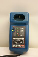 MAKITA  DC1414F BATTERY CHARGER  7.2-14.4v Ni-cd & Ni-Mh ITEM CODE NUMBER B136