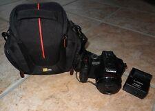 Panasonic LUMIX DMC-FZ150 12.1 MP Digitalkamera - Schwarz