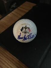 Hal Sutton  Signed Ryder Cup Valderrama Golf  Ball COA