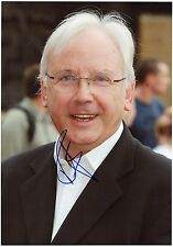 PETE WATERMAN - Signed 12x8 Photograph - MUSIC - PRODUCER