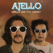 AJELLO= smells like too cheesy = Funky Electro Disco House Grooves !!!