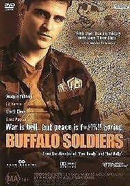 Buffalo Soldiers DVD Joaquin Phoenix Movie - SAME / NEXT DAY POST from SYDNEY