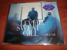 LEVERT SWEAT GILL - Curious  (Maxi-CD) LSG