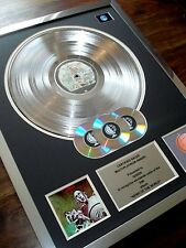 QUEEN NEWS OF THE WORLD LP MULTI PLATINUM DISC RECORD AWARD ALBUM