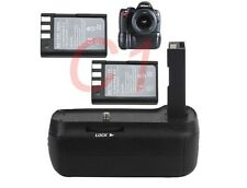 Camera Battery Grip for Nikon D40 D40x D60  + 2 EN-EL9 Battery