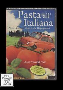 DVD PASTA ALL ITALIANA - REGION FRASCATI & TIVOLI *NEU*