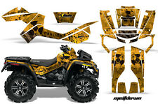 Can-Am Outlander Max ATV Graphic Kit 500/800 AMR Decal Sticker Part MELTDOWN