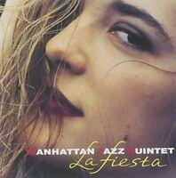 MANHATTAN JAZZ QUINTET-LA FIESTA-JAPAN CD