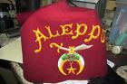Very Old MASONIC SHRINERS FEZ! Aleppo Temple  Basch Cap Co Boston
