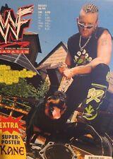 WWF WWE Magazin 08/99 08/1999 deutsche Ausgabe Attitude Era