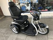 BRAND NEW DRIVE EASY RIDER TRIKE MOBILITY SCOOTER 8MPH ROAD LEGAL LARGE BLACK