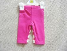 Pantalons et shorts rose pour fille de 0 à 24 mois