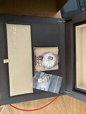 Zenith El Primero Chronomaster Chronograph Watch 03.1260.4021