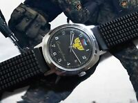 RARE SPECIAL FORCES USSR MILITARY RUSSIAN WRIST WATCH SLAVA AUTOMATIC FOR MEN