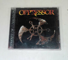 Oppressor - Elements of Corrosion CD 1998, 90s Death Metal