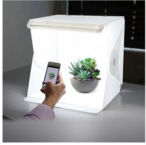 Mini Lightbox Photography 24cm Soft box LED Lighting Product Studio Equipment