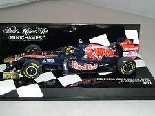 Minichamps 410110019 Scuderia Toro Rosso str6 F1 Auto 2011 J ALGUERSUARI 1:43