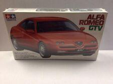 Tamiya 1/24 Alfa Romeo GTV Kit # 24172/NIB/Sealed