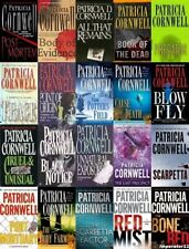 Patricia Cornwell Audiobook Collection 32 Unabridged Audio Books Plus Bonus
