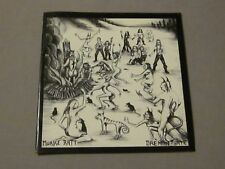 MURKRAT / DEMON'S GATE split Ep new black vinyl esoteric dave slave doomed