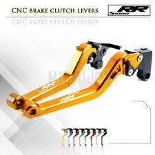 Motorbike CNC Alu Long Brake Clutch Adjustable Levers Set for BMW S1000R 15-19
