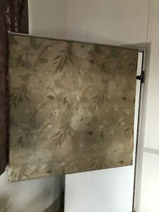 M&S Roman Blind in BLOOMSBURY fabric  NEW made to measure