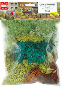 Model Scenery - 7105 - Island Moss 70g