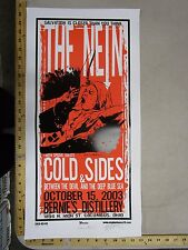MB 2003 Rock Roll Concert Poster The Nein Casey G Burns Mike Martin S/N LE 100