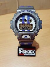 Vintage Collectible G-Shock DW6900KR Special Custom Krink Metallic Gray Limited