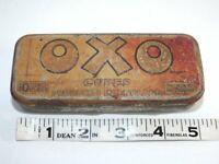 OXO Cubes VTG Tin