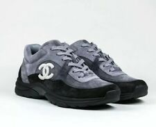 NEW WITH BOX 100% AUTH CHANEL SNEAKERS TRAINERS 19CC SIZE 41 US 8