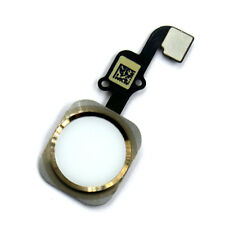 Homebutton Für Apple iPhone 6 6G Flex Kabel Finger Abdruck Touch ID Sensor Gold