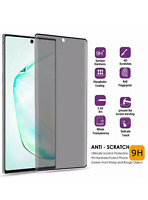For Samsung Galaxy Note 10/N10+ Privacy Anti-Spy Tempered Glass Screen Protector