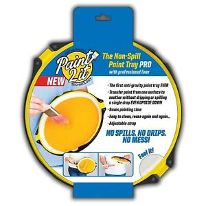 Paint2it Pro Painting Tray + 2 Refills - No Drips | No Spills | No Mess