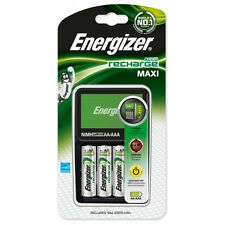 Energizer Ladegerät Maxi Charger 2000mah Inkl.4xaa