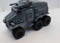 Off-road Wheels upgrade Warhammer 40k