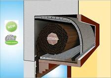Stop spifferi kit 1 metro isolamento termico  acustico  cassonetto avvolgibili