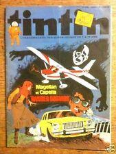 Tintin n°191 - 5/79 Scoop en 4; Jean Paul Belmondo